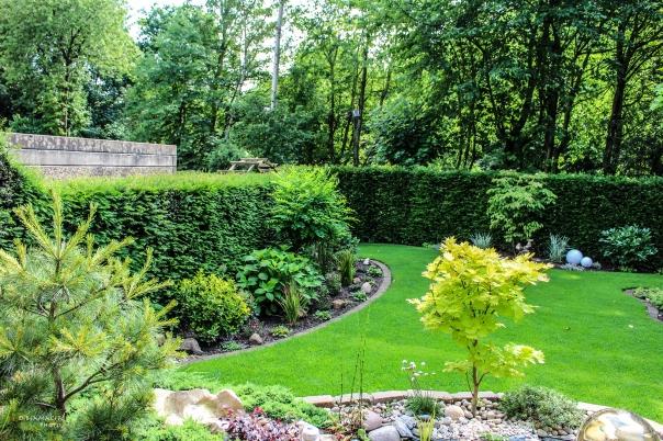 Rasenkantensteine Leicht Und Einfach Verlegen Pflanzbeete Anlegen
